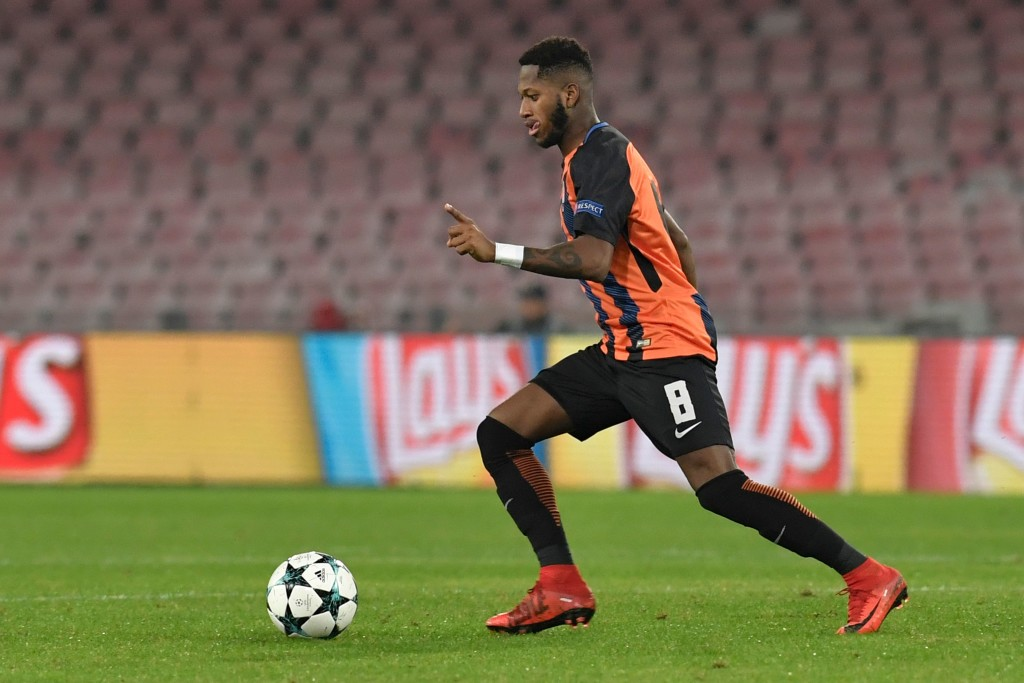 Fred: the latest attacking midfielder to display his talents at the Etihad Stadium?