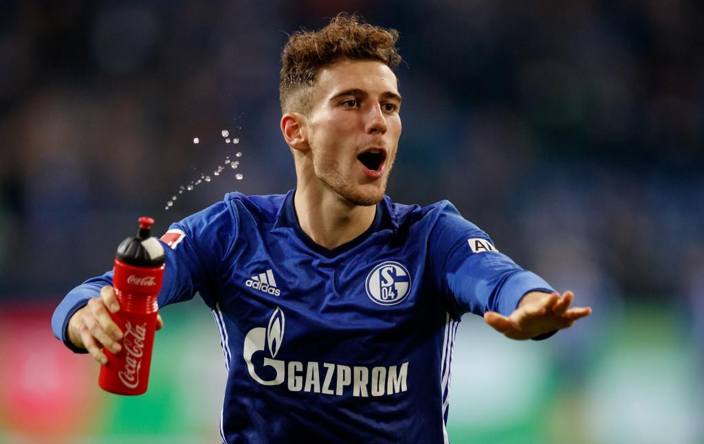 Goretzka to Bayern Munich looks like a done deal.