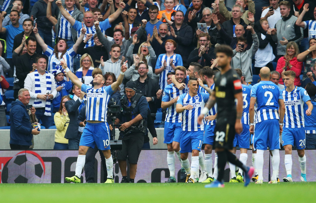 Brighton have been formidable opponents at home.
