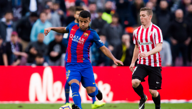 Rafinha leaves Barcelona for Inter Milan on loan
