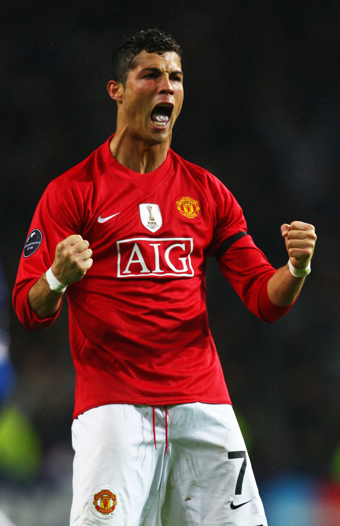 Cristiano Ronaldo is Manchester United's last great No. 7.