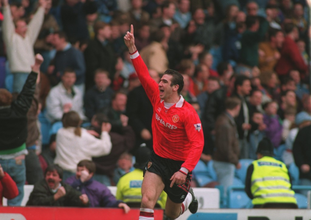 Cantona brought an aura to the No. 7 shirt that has rarely been matched.