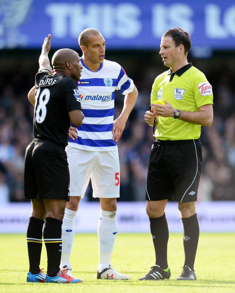 Defoe and Zamora squared off numerous times after their initial swap deal.