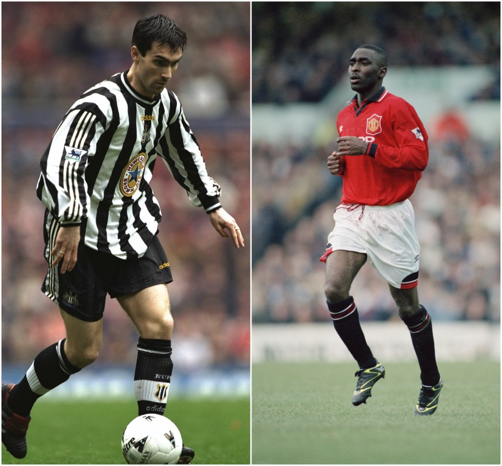 Keith Gillespie for Andy Cole: a deal that worked out well for both sides.