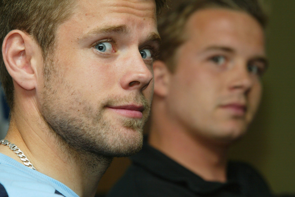 James Beattie and Kevin Davies were swapped for each other, then became teammates.