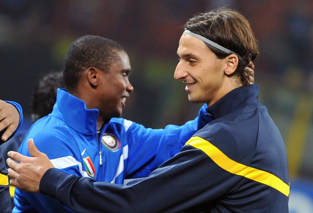 The Eto'o-Ibrahimovic transfer is one of football's highest-profile swap deals.