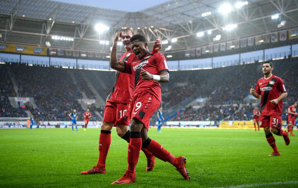 Leon Bailey has been making waves in the Bundesliga.