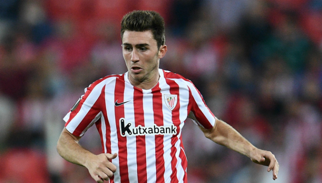 Aymeric Laporte close to joining Manchester City from Athletic Bilbao