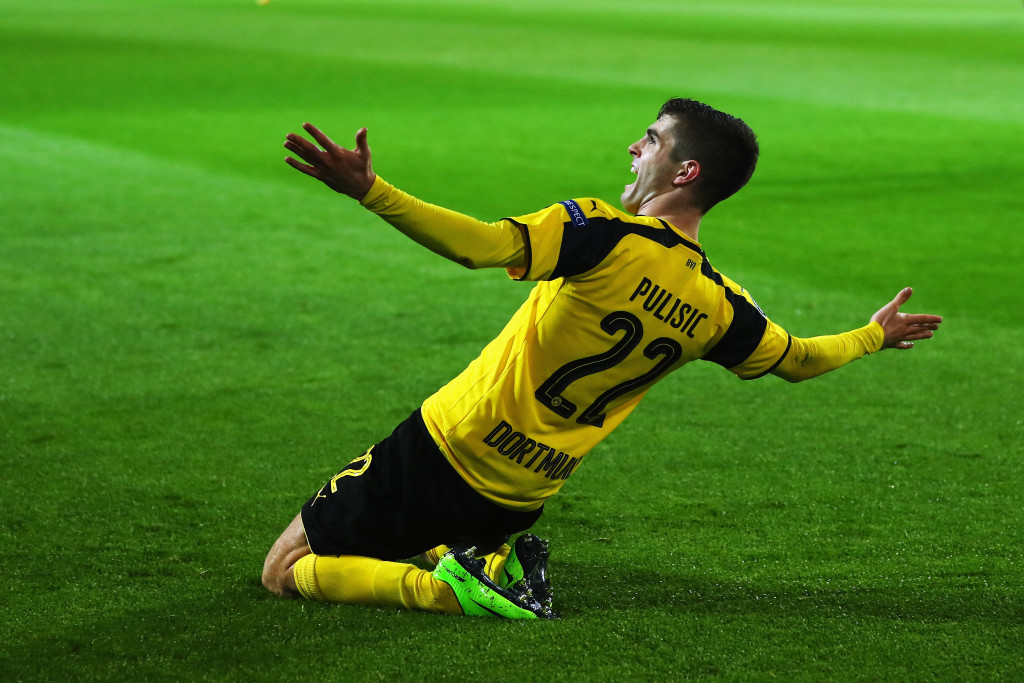 Pulisic is already established as one of the game's biggest young stars.