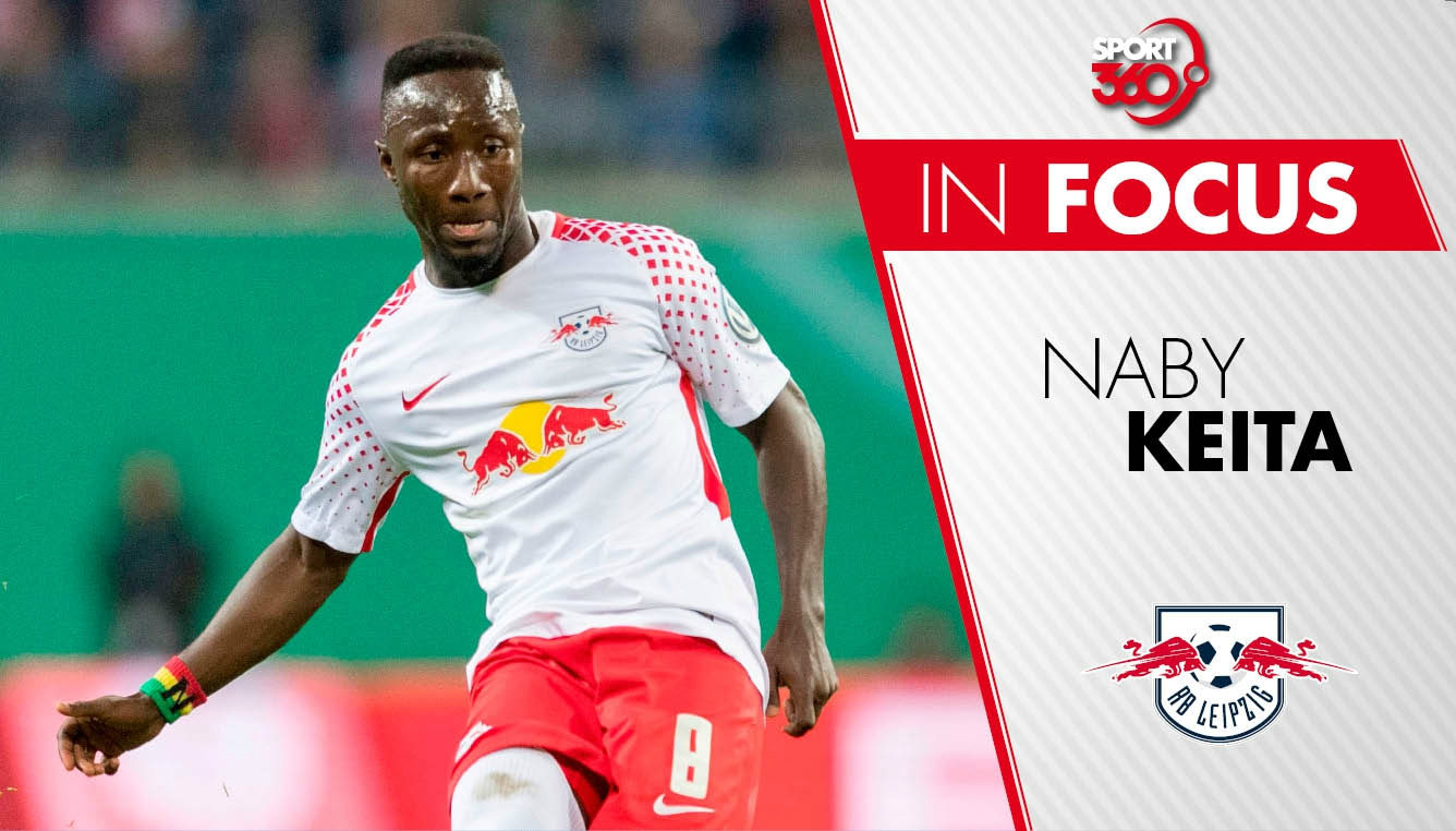 Liverpool-bound Naby Keita Shows The Good And Bad As He