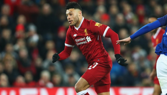 Alex Oxlade-Chamberlain has shown himself a worthy addition to the Reds squad