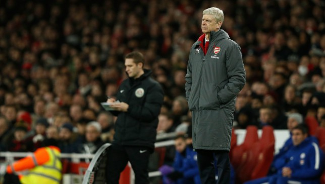 EPL: Penalty decisions against Arsenal farcical, says Arsene Wenger