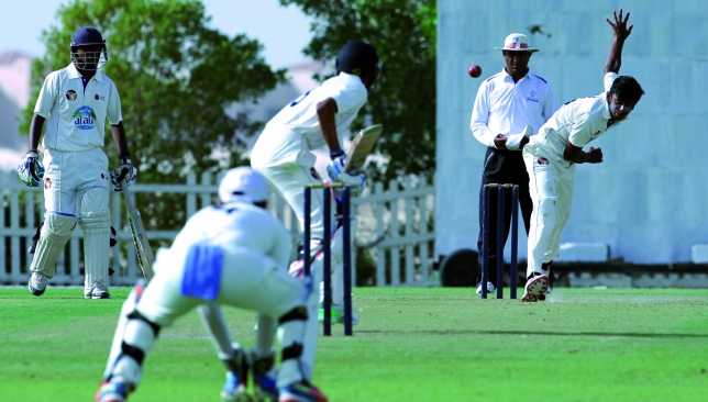 The ICC are investigating UAE cricket game for match fixing