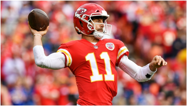Alex Smith traded from Chiefs to Washington, according to reports