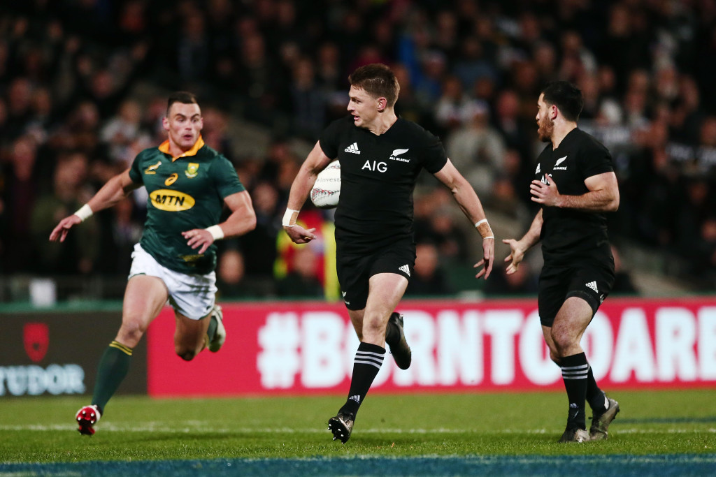The All Blacks are far too good for their southern hemisphere rivals