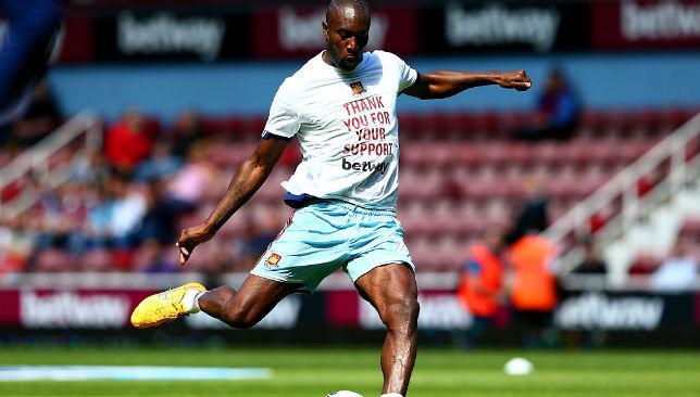 Former West Ham striker Carlton Cole.