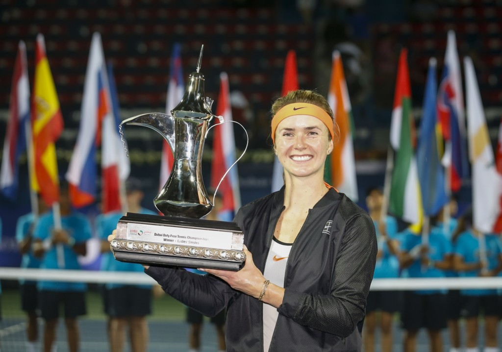 Elina Svitolina will aim to defend her 2017 crown.