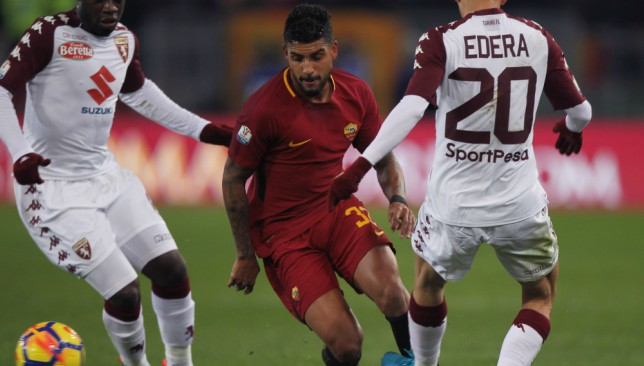 Emerson completes Chelsea move