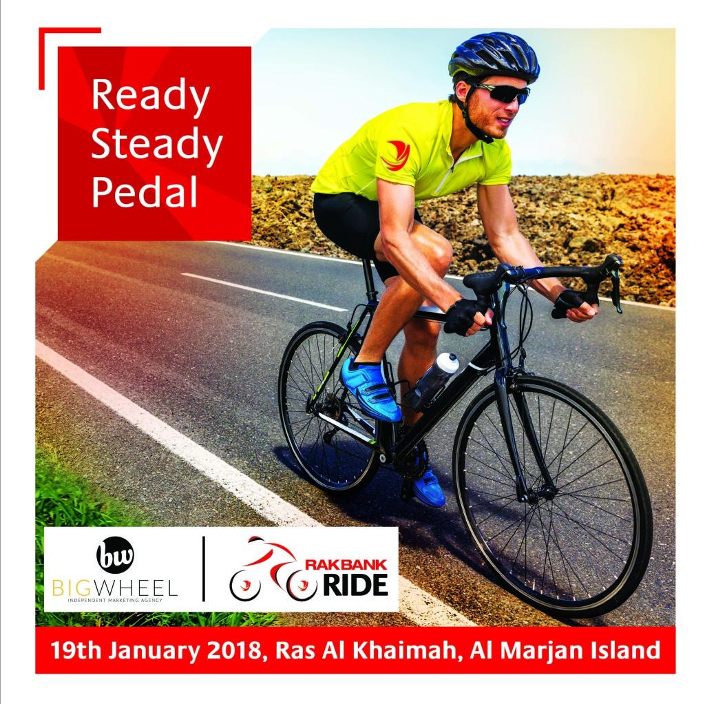 RAKBANK Ride Ad