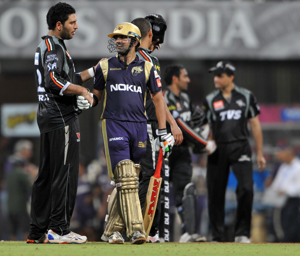 Fierce bidding is expected for the likes of Yuvraj Singh and Gautam Gambhir.
