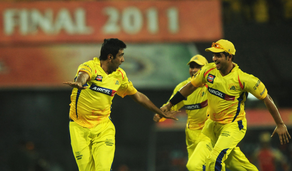 Ashwin has been an integral figure for CSK over the years.