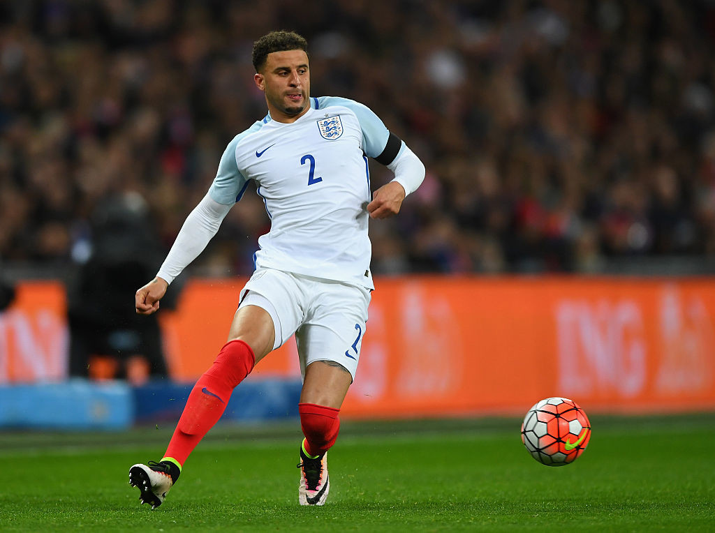 Kyle Walker is determined to feature for England at the 2018 World Cup