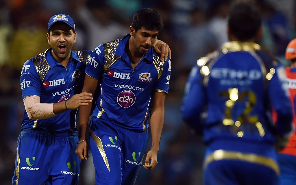 Sharma and Bumrah form a strong core for the Mumbai Indians.