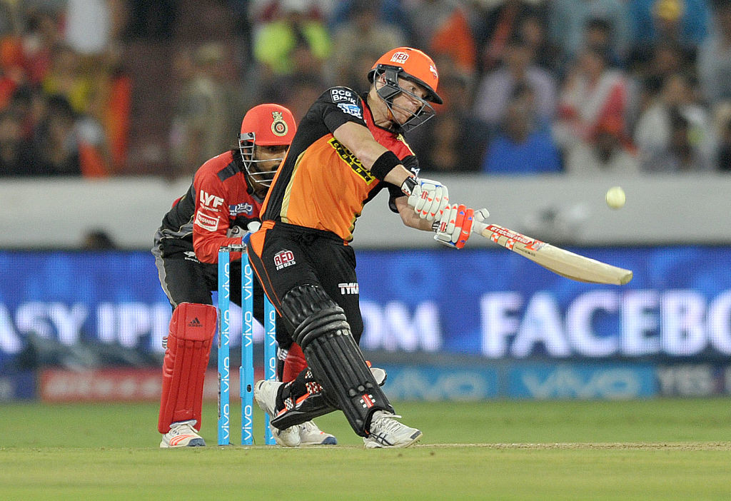 Warner had led Sunrisers Hyderabad to the IPL title in 2016.