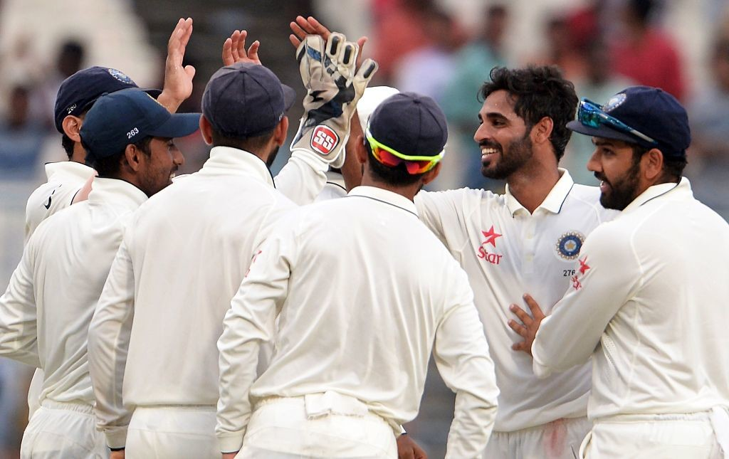Bhuvneshwar has emerged as the leader of India's pace attack.