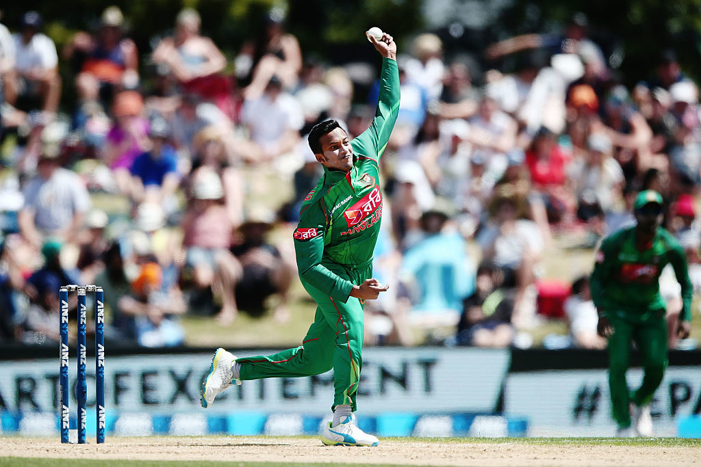 Shakib's numbers in the T20 format have always been excellent.