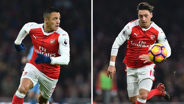 Juventus linked with Mesut Ozil