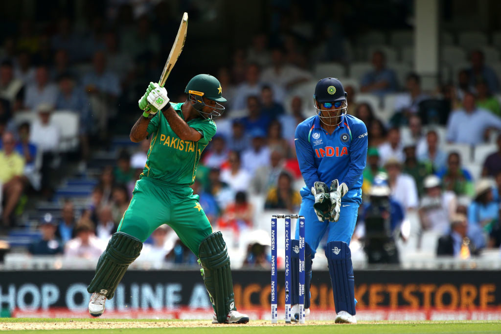 Cricketing ties between the two remain confined to ICC events.