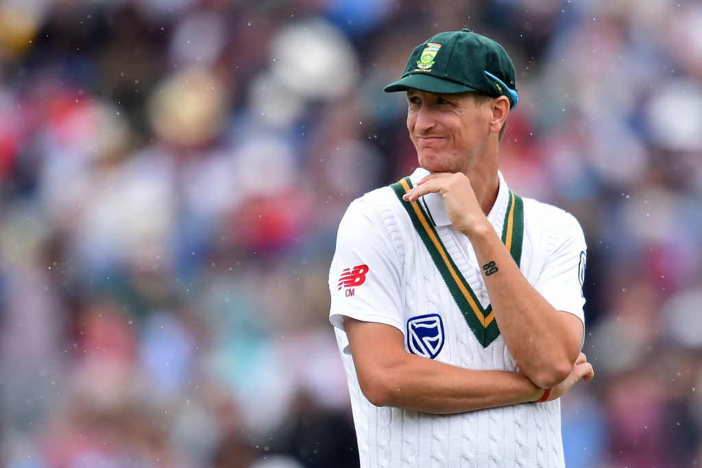 Morris will be the front-runner to replace Steyn.