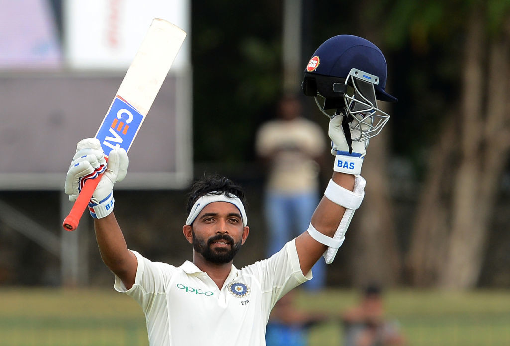 Rahane has been one of India's best performers overseas.