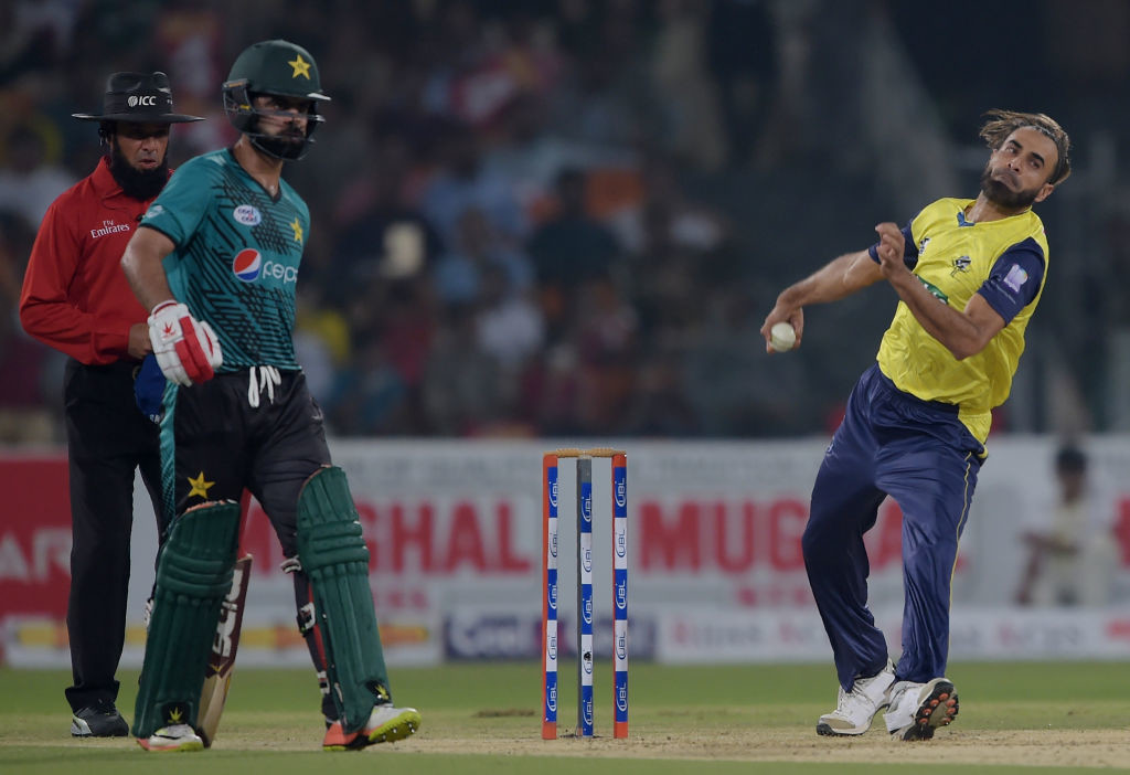 Tahir's wicket-taking abilities are second to none.
