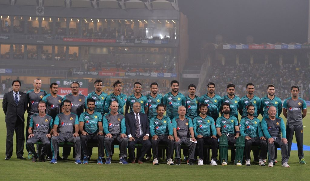 2017 saw the ICC World XI play a T20I series in Lahore.