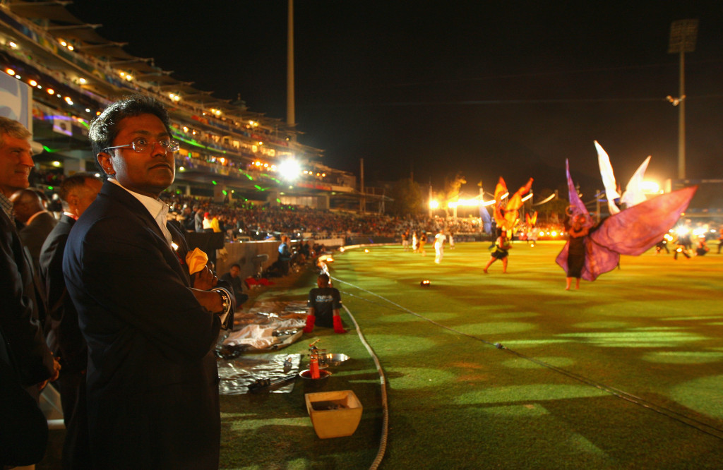 South Africa had played host to the event in 2009.