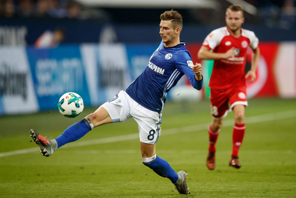 Goretzka seems to be the latest Bungesliga star on the way to Bayern.