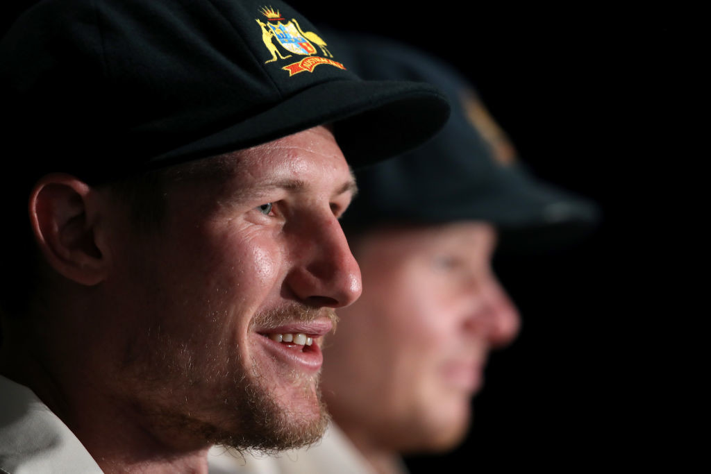 Bancroft played down the incident with Baistow after Australia's win at Brisbane