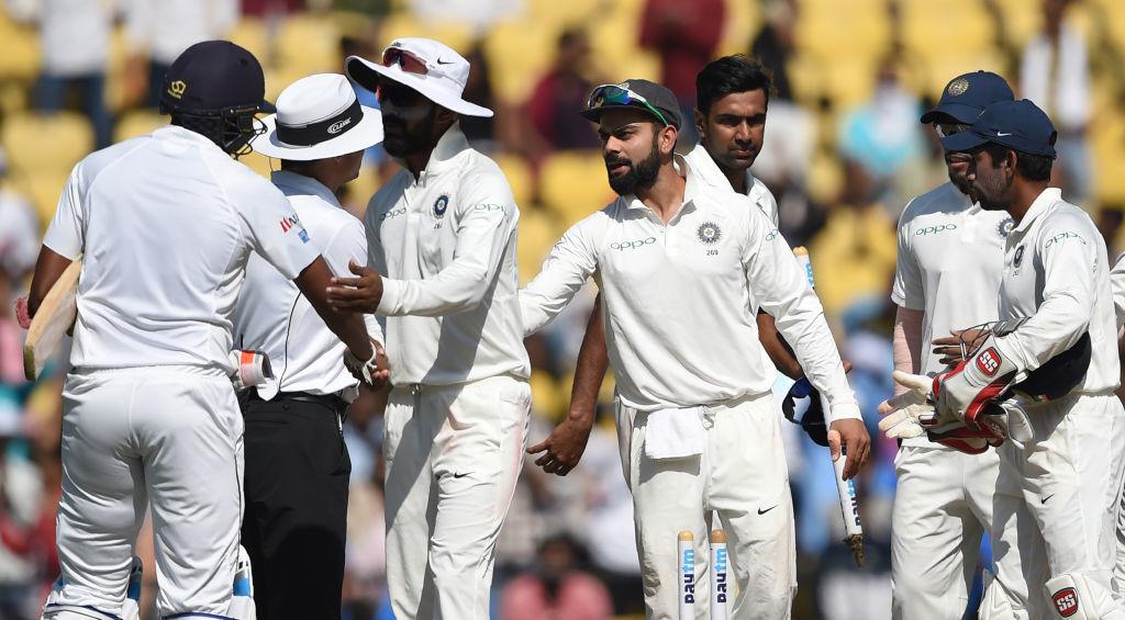 Virat Kohli's India have had a stupendous 2017.