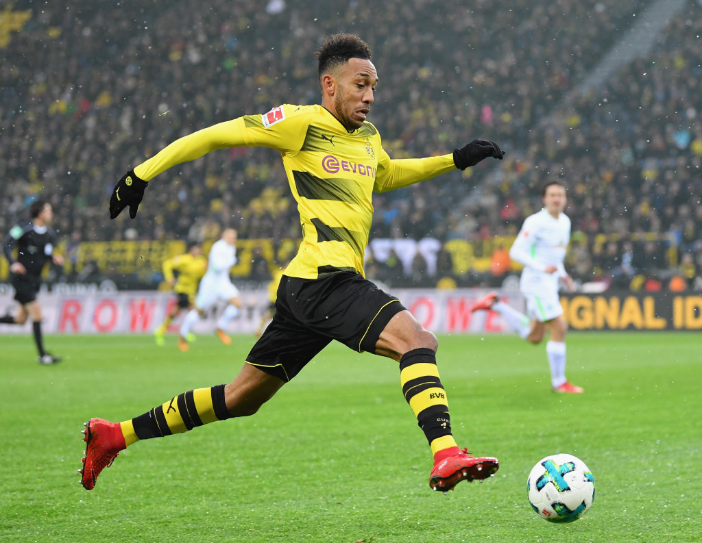 Just not Gunner move: Pierre-Emerick Aubameyang