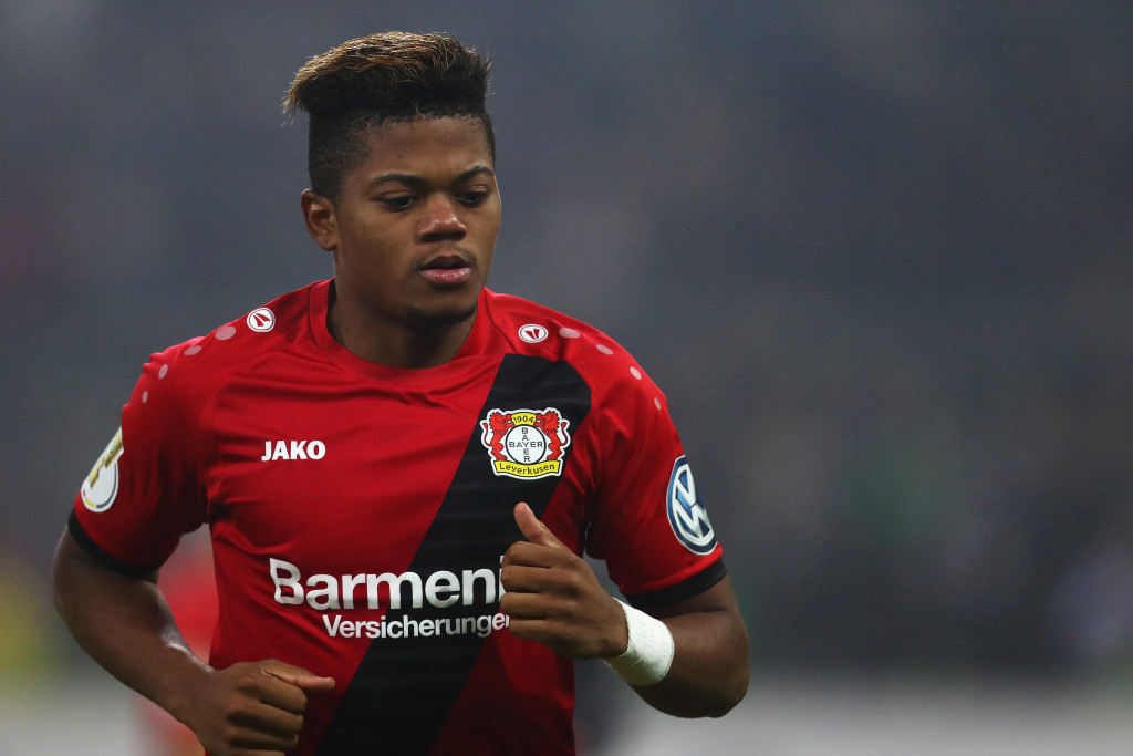 Wanted man: Leon Bailey