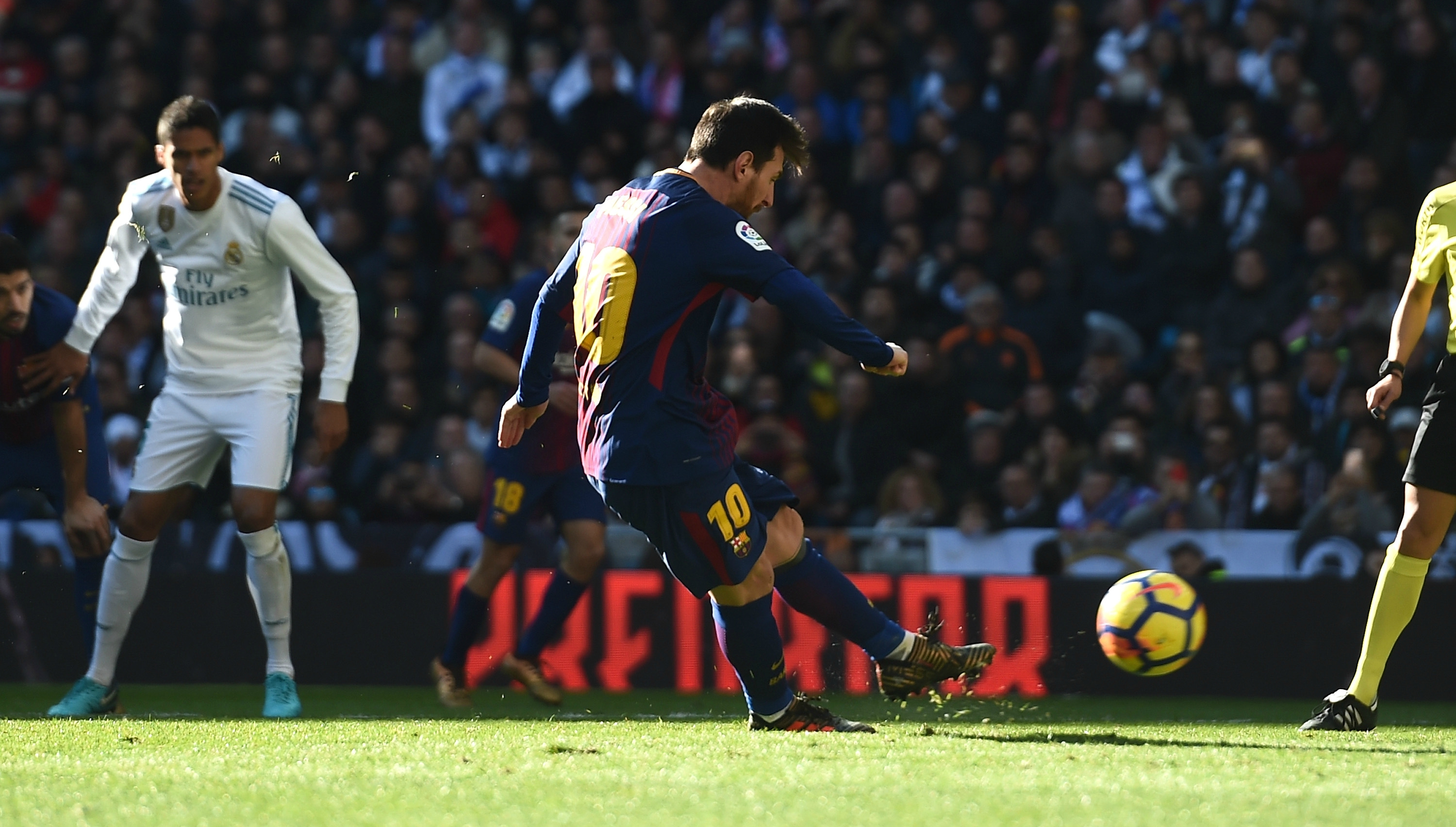 Barcelona Superstar Lionel Messi Says There Is One Area Of His Game He Must Improve On