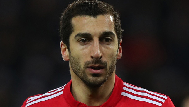 Mkhitaryan: It's very important to have your manager's respect