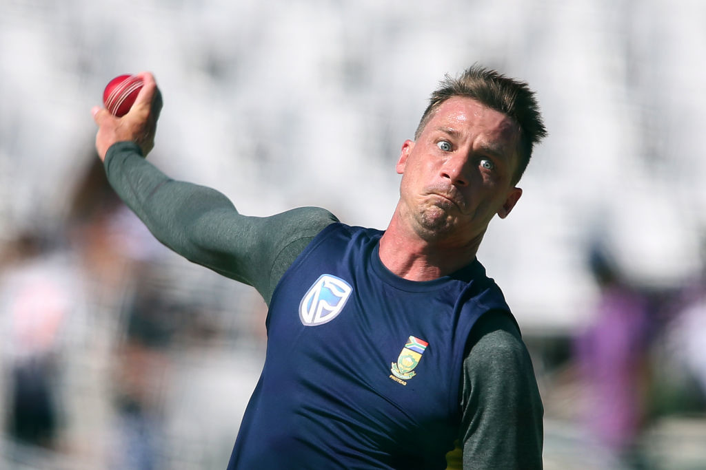 The skipper believes Dale Steyn has lost none of his skills.
