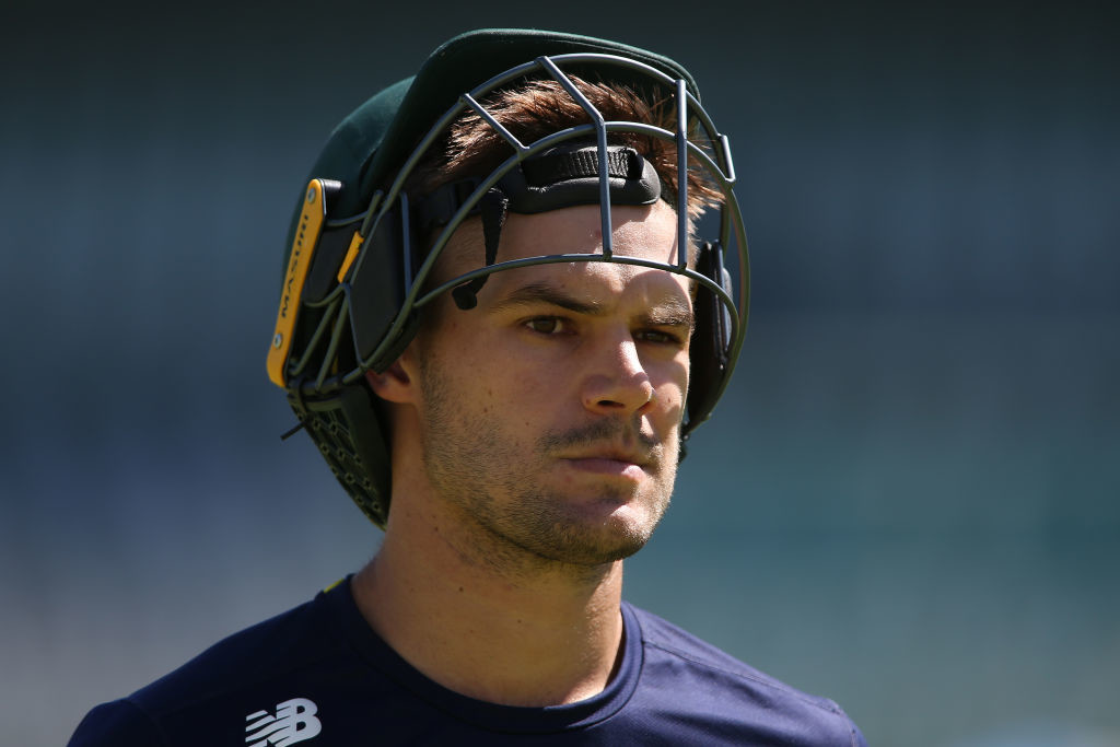 South Africa's Aiden Markram expects more runs at Centurion.