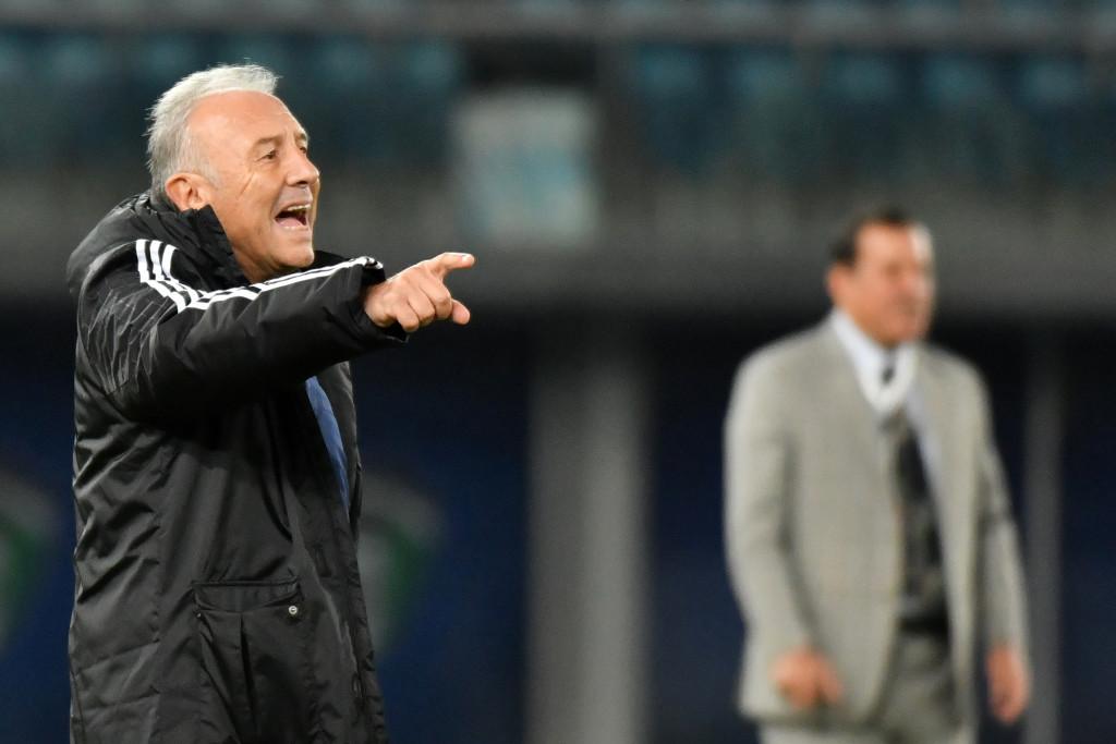 UAE boss Alberto Zaccheroni.