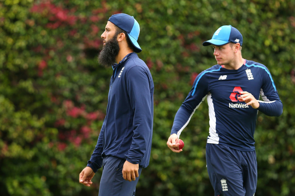 Ali is set to partner Crane in the spin-department for England.