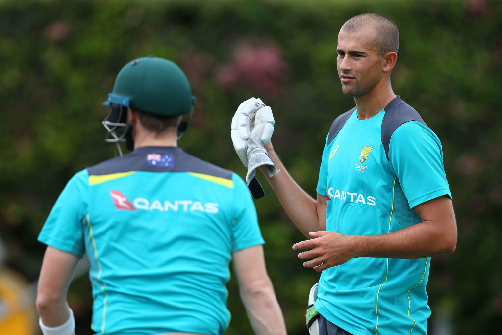 Starc's return means Agar's hopes of playing in Sydney are all but dead.