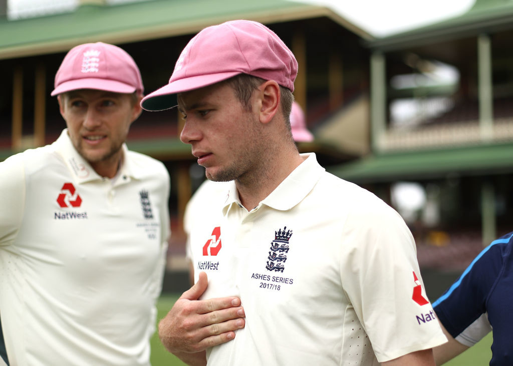 The young leg-spinner is set to make history for England at Sydney.